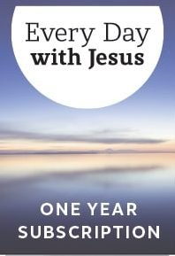 Every Day with Jesus One Year Subscription