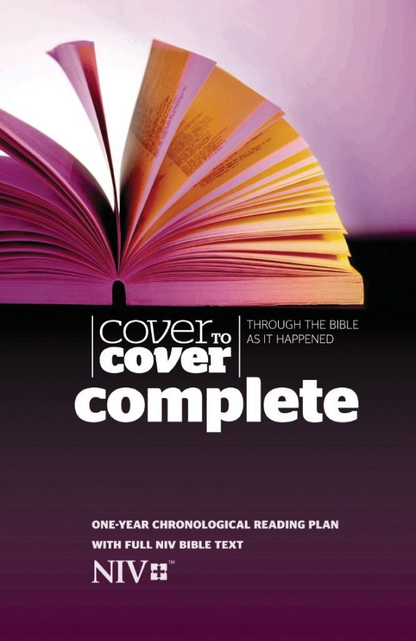 Cover to Cover Complete NIV