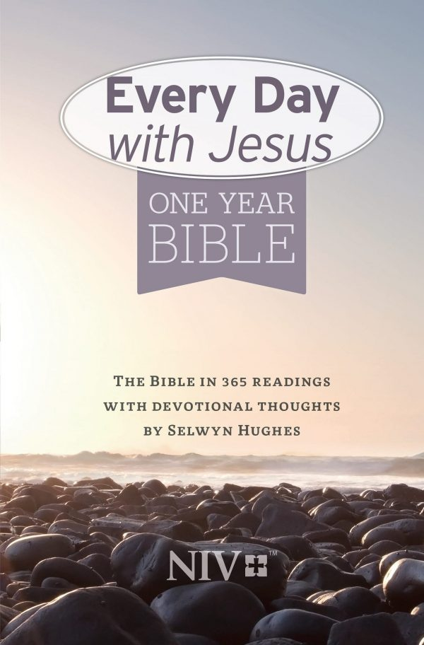 Every Day with Jesus One Year NIV Bible