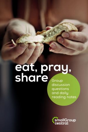 Eat, Pray, Share Booklet