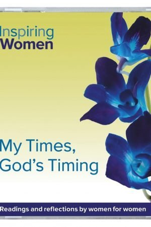 Inspiring Women Every Day CD My Times, God's Timing MP3 Version
